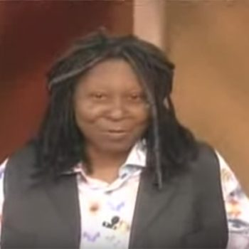 Whoopi Goldberg Gum Disease